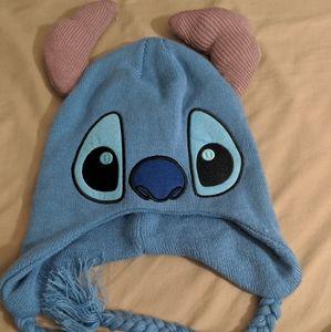 Disney Stitch Face Beanie